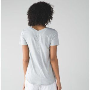 Lululemon | Seal Grey Intensi-Tee